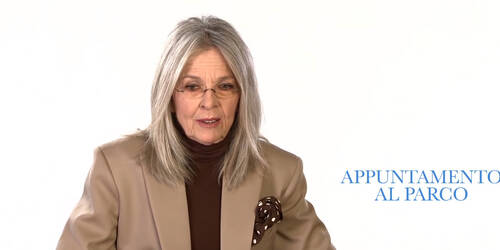 Appuntamento al Parco - Video intervista a Diane Keaton