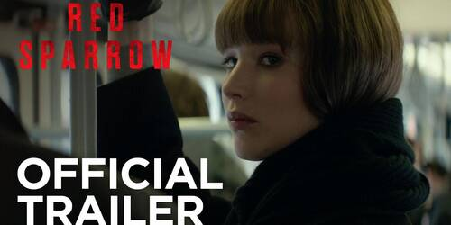 Red Sparrow - Trailer ufficiale