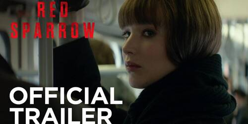 Red Sparrow - Trailer italiano