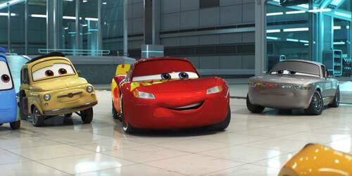 Cars 3 - Trailer italiano