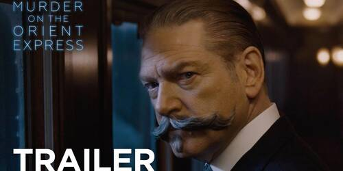 Trailer 2 Murder on the Orient Express