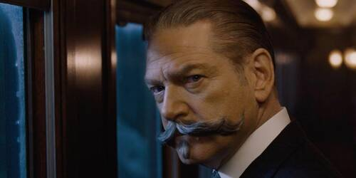 Trailer 2 Assassinio sull'Orient Express