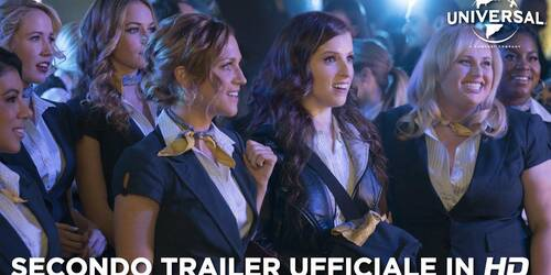 Pitch Perfect 3 - Trailer 2 italiano