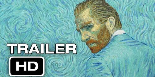 Trailer Loving Vincent
