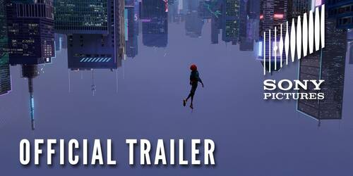 Spider-Man: Into The Spoder-Verse - Trailer