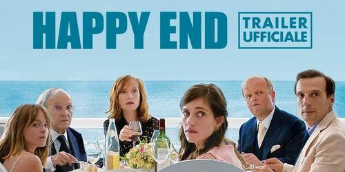 Trailer Happy End di Michael Haneke