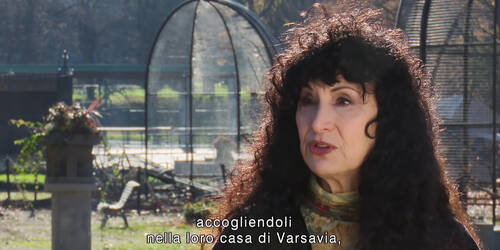 La signora dello zoo di Varsavia - Video intervista Diane Ackerman