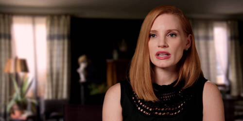 La signora dello zoo di Varsavia - Video intervista Jessica Chastain