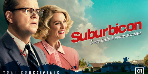 Suburbicon di George Clooney, secondo Trailer italiano