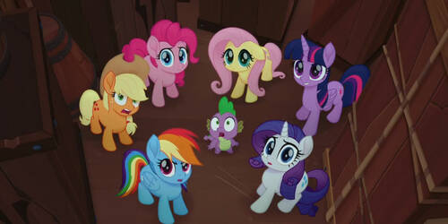 My Little Pony Il Film - Clip Pirates