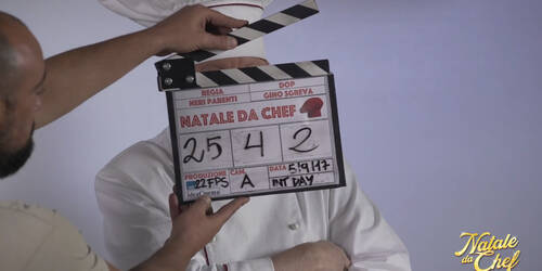 Natale da Chef - Backstage del Film