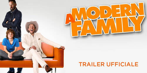 Trailer A Modern Family di Andrew Fleming