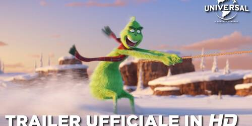 Il Grinch - Trailer Italiano