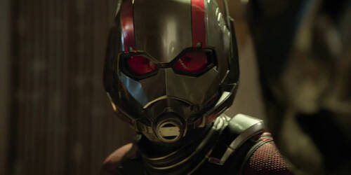 Ant-Man and the Wasp - Teaser Trailer Italiano