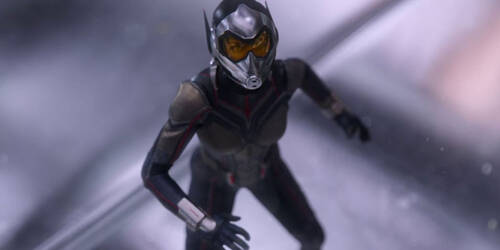 Clip Ali e blaster dal film Ant-man and The Wasp
