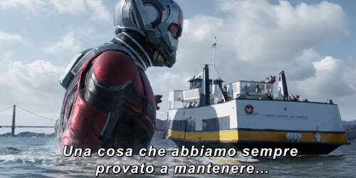 Ant-man and The Wasp, Featurette Poteri
