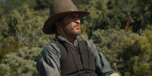 The Sisters Brothers, Teaser Trailer