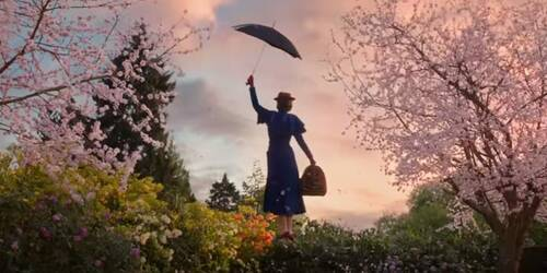 Mary Poppins Returns, Trailer ufficiale