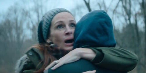 Trailer Ben is Back con Julia Roberts
