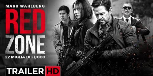 Red Zone - 22 miglia di fuoco, Trailer del film di Peter Berg