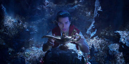 Aladdin, primo trailer del film con Will Smith