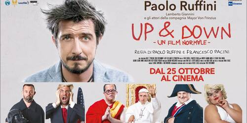 Trailer Up and Down - Un film normale