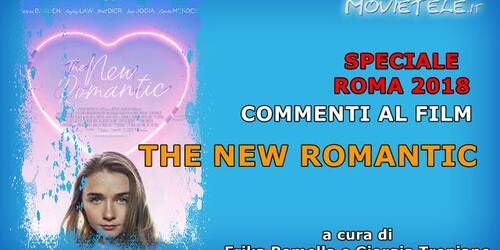 The New Romantic, Video Recensione da Roma 2018