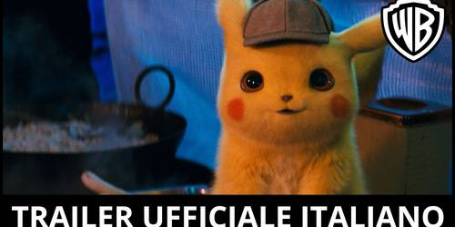 Pokemon Detective Pikachu, primo Trailer italiano del film Live Action