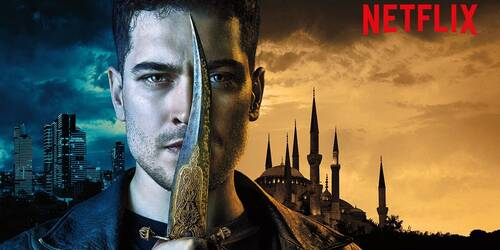 The Protector, Trailer serie Netflix
