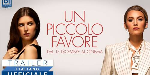 Trailer Un piccolo favore di Paul Feig