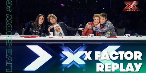 X Factor 2017, Live Show 3 Replay Video
