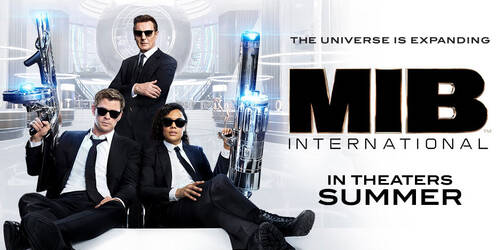 Trailer Men in Black International