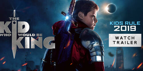 Trailer The Kid Who Would Be King