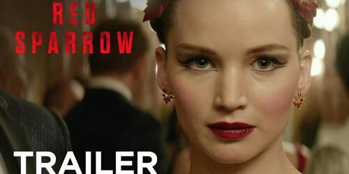 Red Sparrow - Trailer 2 italiano