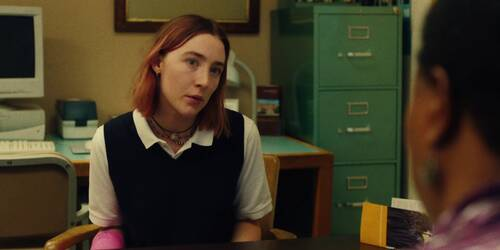 Lady Bird, Trailer del film di Greta Gerwig