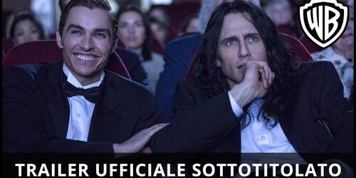 The Disaster Artist - Trailer italiano Sottotitolato