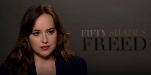 Cinquanta sfumature di Rosso - Intervista a Dakota Johnson