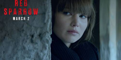 Red Sparrow - Spot She's Out of Your League