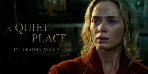 A Quiet Place (2018) - Spot Super Bowl LII