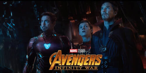 Avengers: Infinity War - Spot TV Super Bowl LII