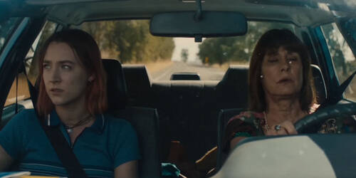Lady Bird, prima clip italiana