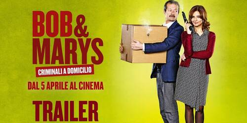 Trailer Bob and Marys - Criminali a Domicilio