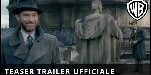 Final Trailer Fantastic Beasts: The Crimes of Grindelwald