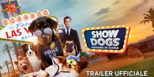 Trailer Show Dogs - Entriamo in scena