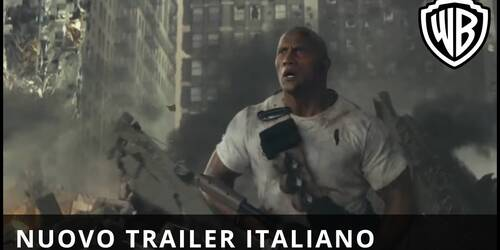 Rampage: Furia animale, Trailer Finale italiano