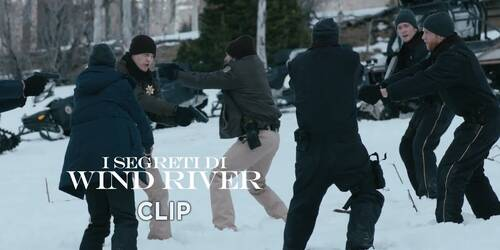 Clip Stallo dal film I Segreti di Wind River