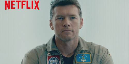 The Titan, Trailer film Netflix con Sam Worthington