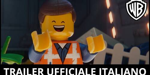 The Lego Movie 2, Trailer Italiano