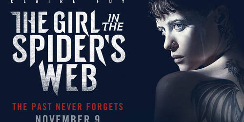 Trailer The Girl in the Spider's Web