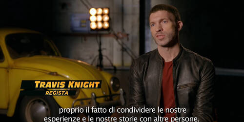 Bumblebee, Featurette con il regista Travis Knight